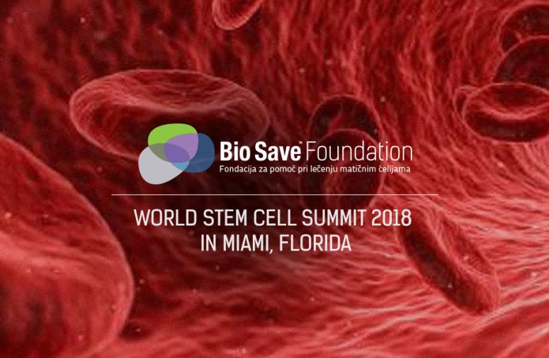 Na Svetskom kongresu o čuvanju i terapiji matičnim ćelijama prikazana su najnovija dostignuća i istraživanja na polju lečenja matičnim ćelijama raznih tumora, neuroloških bolesti iinfekcija. Zahvaljujući angažovanju BioSave Fondacije, našeg predstavnika na kongresu i nama su ova nova dostignuća dostupna.