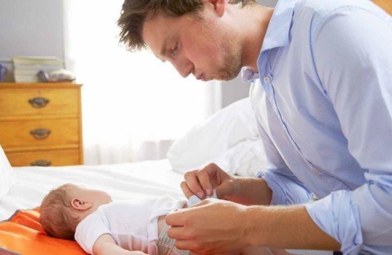 Preporuke za sigurno presvlačenje bebe