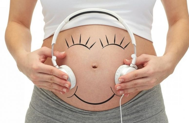 Muzika utiče na bebu