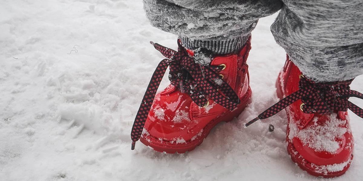 Muka zvana - obuvanje čizama