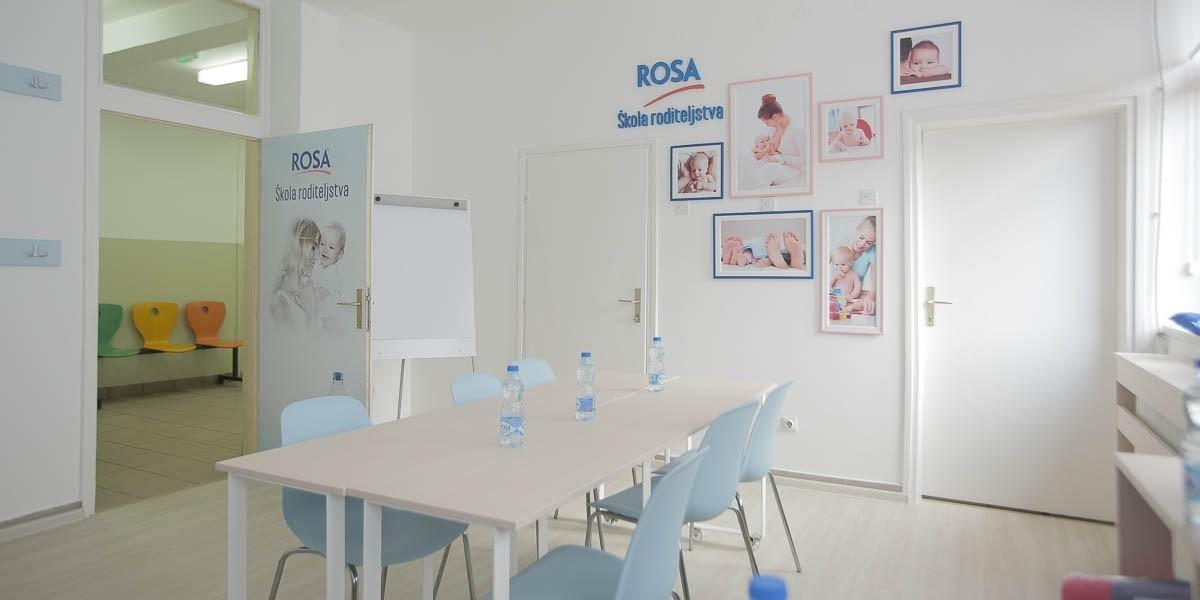 Ukupno 10 Rosa škola roditeljstva u Srbiji